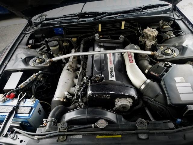 RB26 TWIN TURBO ENGINE