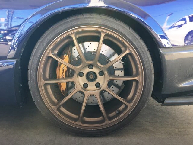 REAR R35 GT-R BRAKE CONVERSION