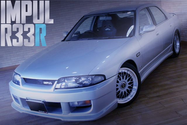 IMPUL R33-R 4-DOOR SEDAN