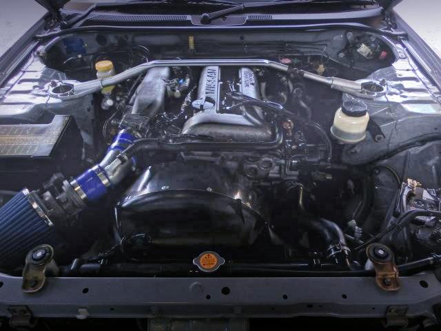 NATURAL-AIR SR20DE 2000cc ENGINE