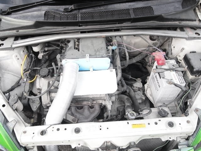 TRD MSB 1SZ ENGINE