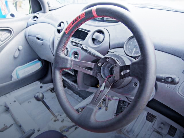 INTERIOR MOMO STEERING