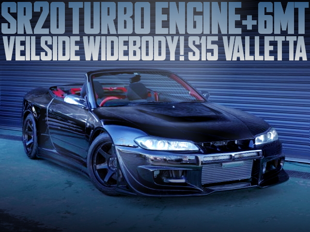 VEILSIDE WIDEBODY S15 VALLETTA