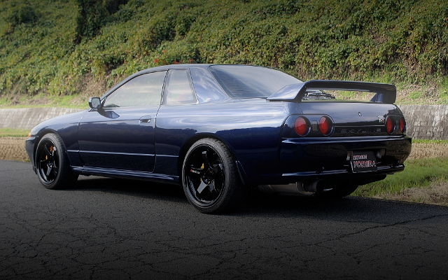 REAR EXTERIOR S-AND-S LIMITED R32GTR