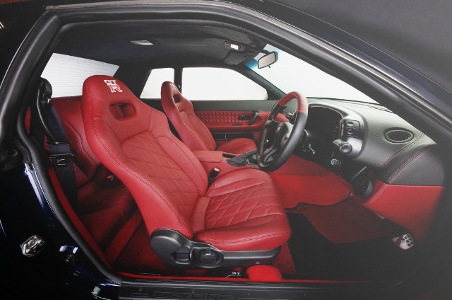 INTERIOR S-AND-S LIMITED R32GT-R