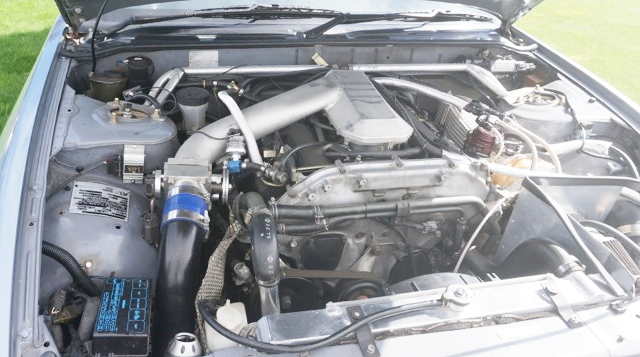 VQ30DET 3000cc V6 TURBO ENGINE