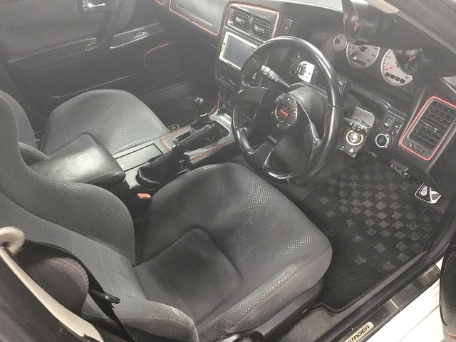 INTERIOR WC34 STAGEA 260RS
