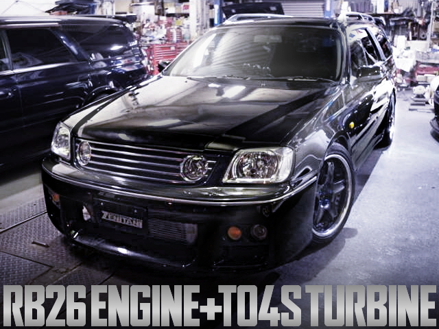 RB26 TO4S WC34 STAGEA