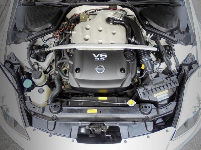 VQ35DE V6 ENGINE Z33