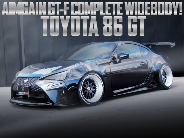AIMGAIN GT-F BODY TOYOTA 86 GT