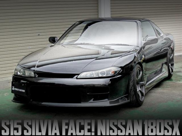 S15 SILVIA FACE S13 180SX
