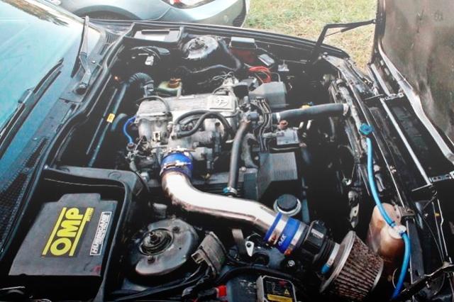TOYOTA 1UZ-FE 4000cc V8 ENGINE