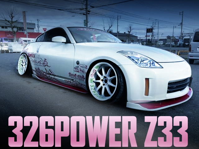 326POWER Z33 FAIRLADY Z
