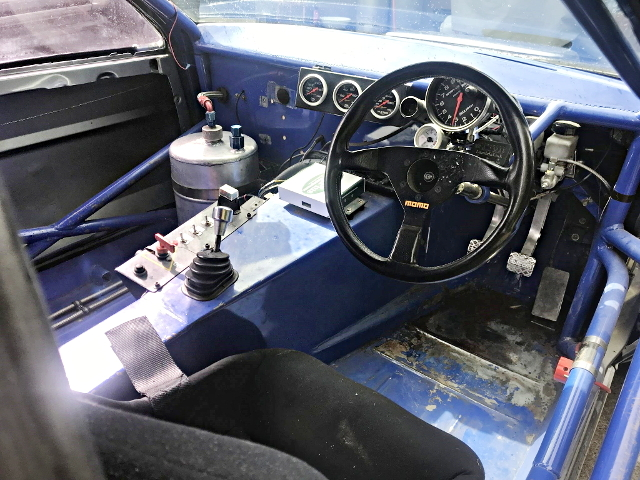 INTERIOR RACE CAR AE86 TRUENO