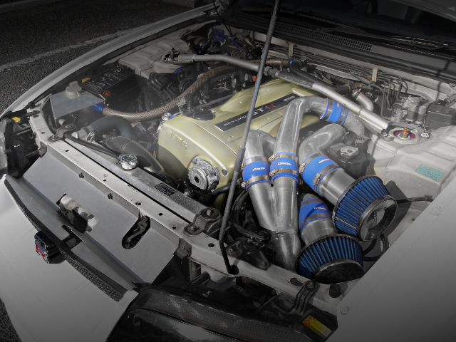 RB26DETT ENGINE OF R33GTR V-SPEC