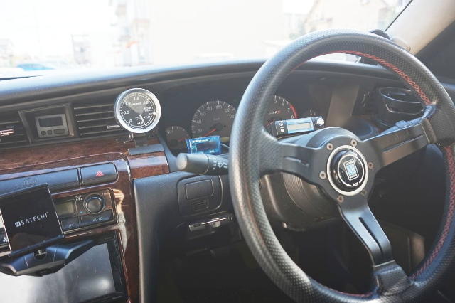 INTERIOR STEERING HC35 LAUREL