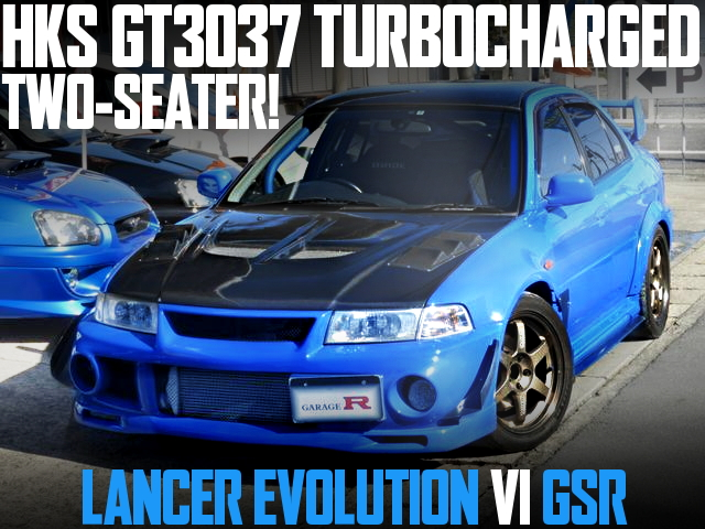 GT3037 TURBO CP9A EVO6