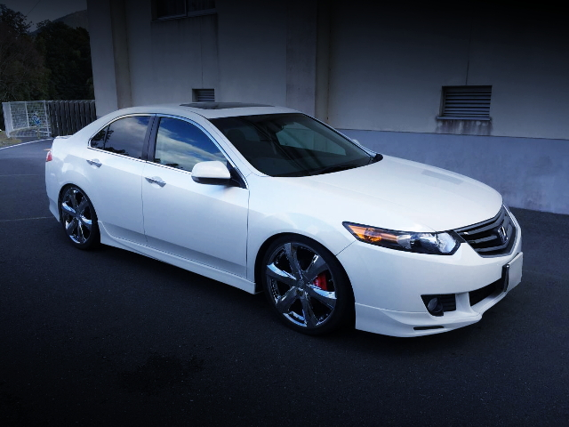 FRONT EXTERIOR CU2 ACCORD 24TL SPORTS STYLE
