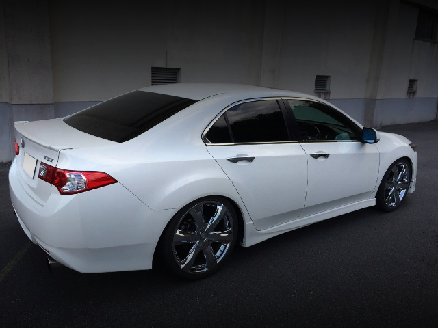 REAR EXTERIOR CU2 ACCORD 24TL SPORTS STYLE