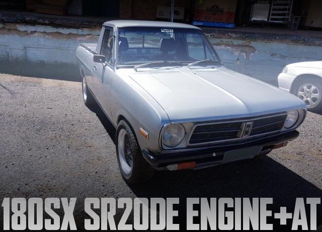 180SX SR20DE ENGINE DATSUN UTE