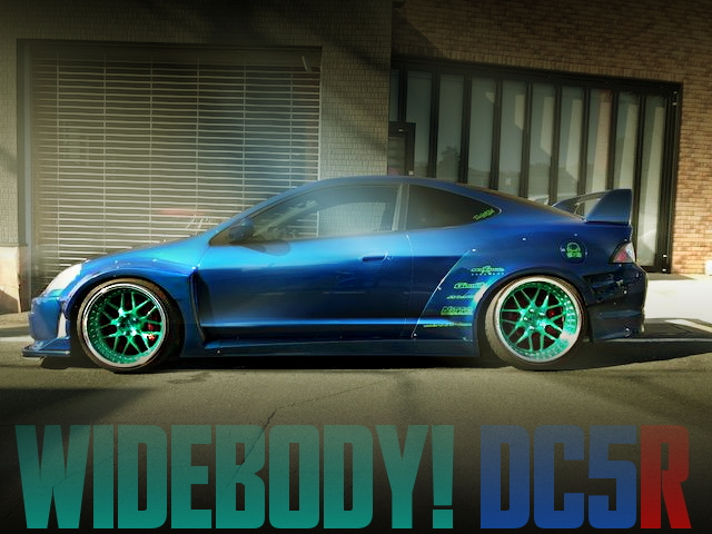 WIDEBODY DC5R INTEGRA