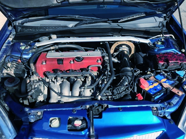 K20A iVTEC ENGINE FROM DC5R