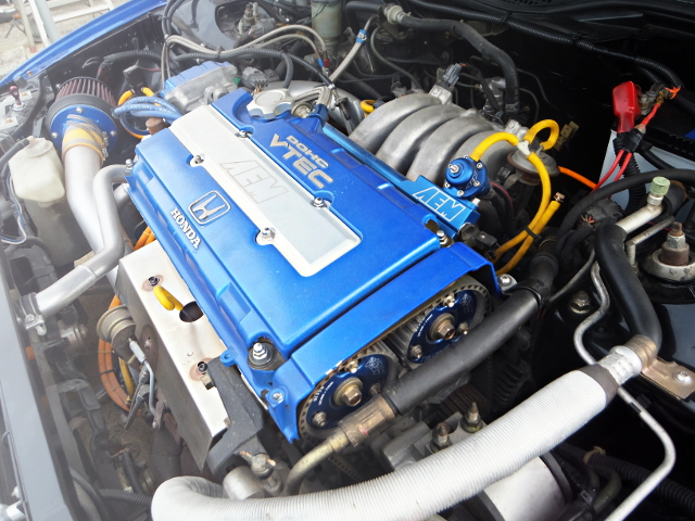 B18C KAI VTEC TURBO ENGINE