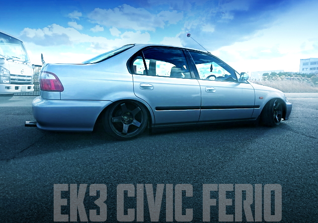EK3 CIVIC FERIO BAGGED
