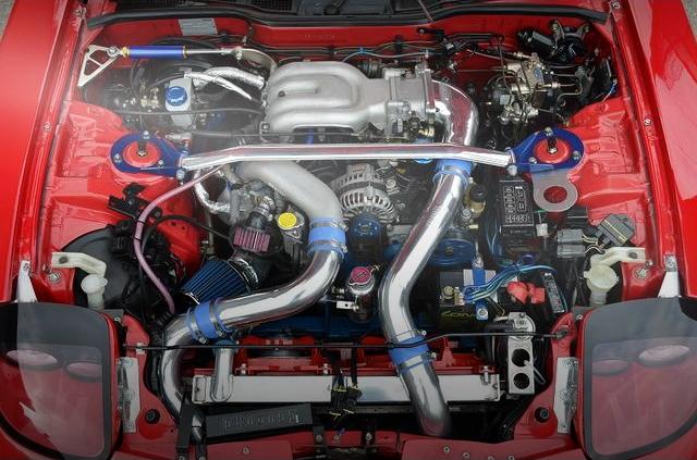 13B-REW ROTARY ENGINE