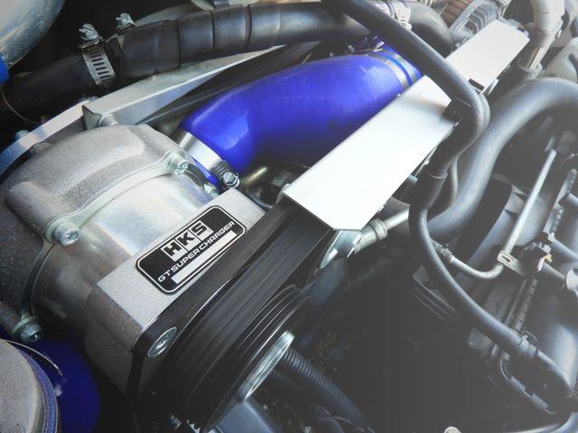 HKS GT7040 SUPERCHAGER