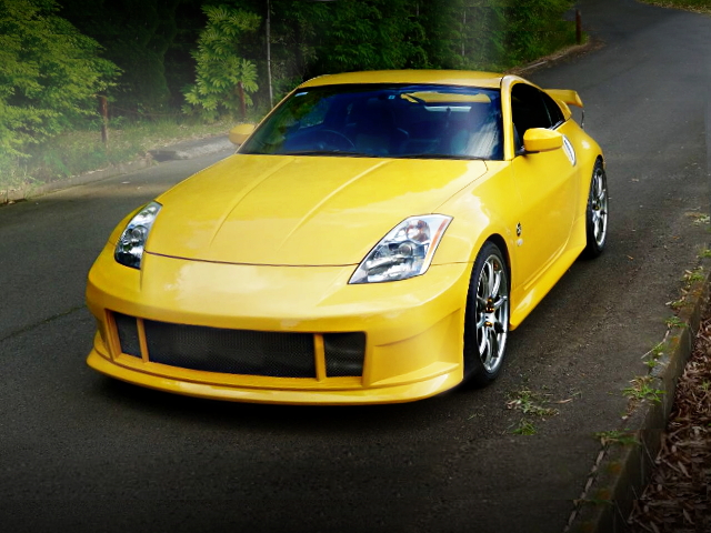 FRONT EXTERIOR Z33 FAIRLADY-Z 35TH ANNIVERSARY