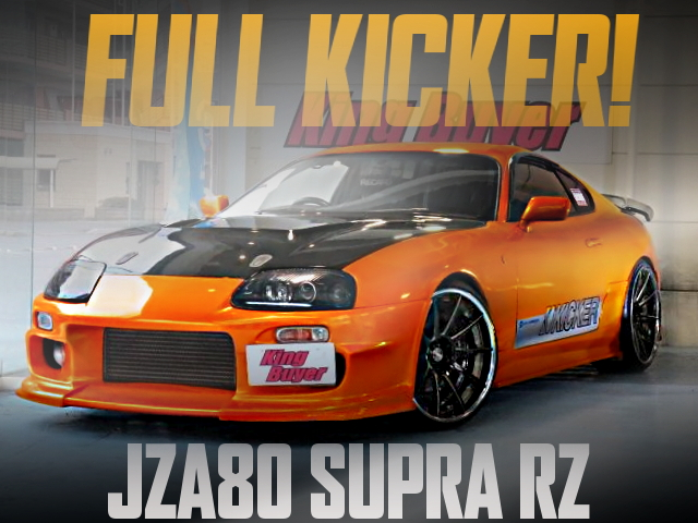 FULL KICKER JZA80 SUPRA