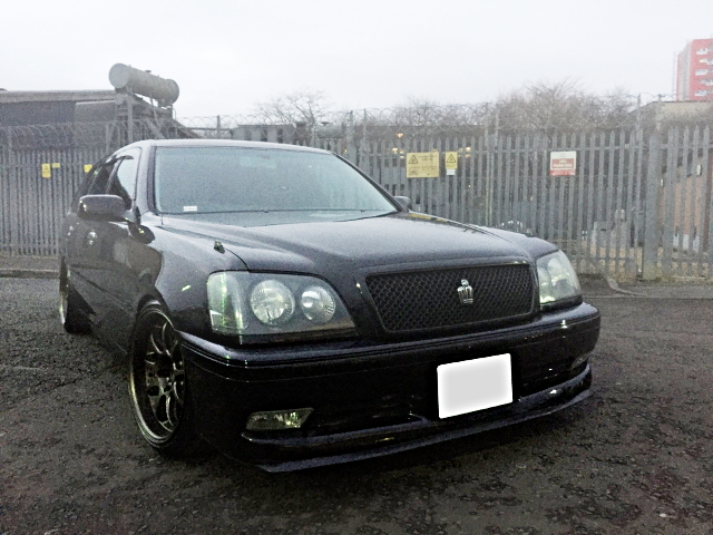 FRONT EXTERIOR JZS171W CROWN ESTATE ATHLETE-V