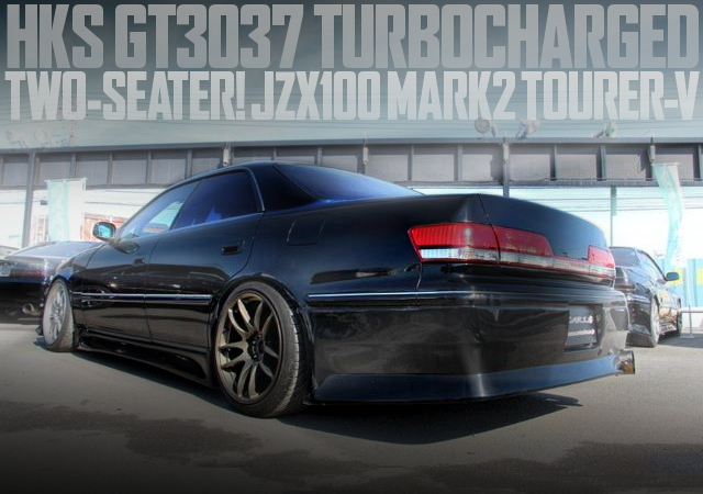 GT3037 2-SEATER JZX100 MARK2 TOURER-V