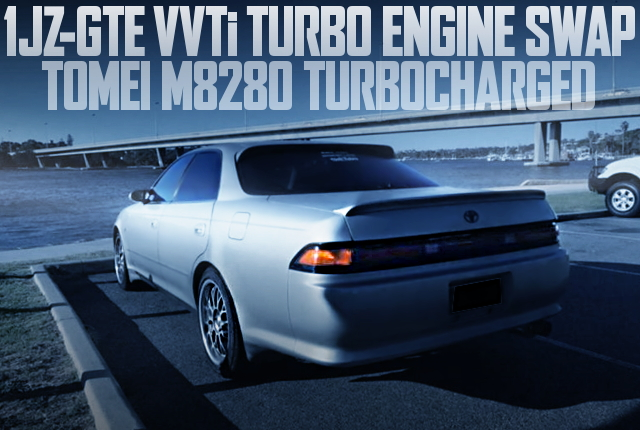 1JZ VVTi ENGINE JZX90 MARK2