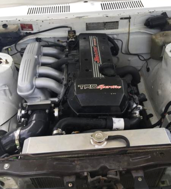 DUAL VVTi BEAMS 3S-GE 2000cc ENGINE