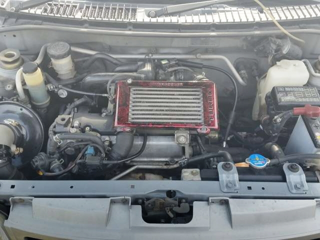 EF-DET INTERCOOLER TURBO ENGINE