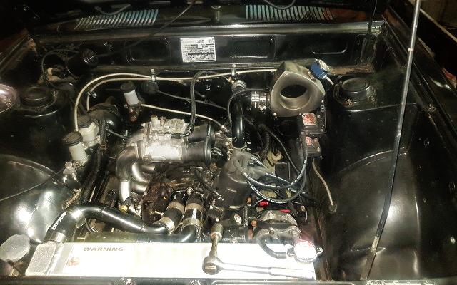 12A ROTARY ENGINE