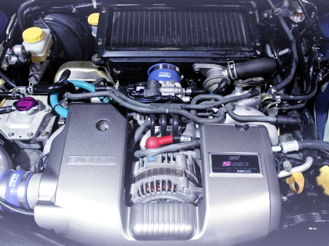 EJ208 BOXER ENGINE FROM S401 STI