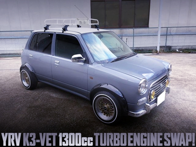 K3-VET 1300cc TURBO ENGINE MIRAGINO