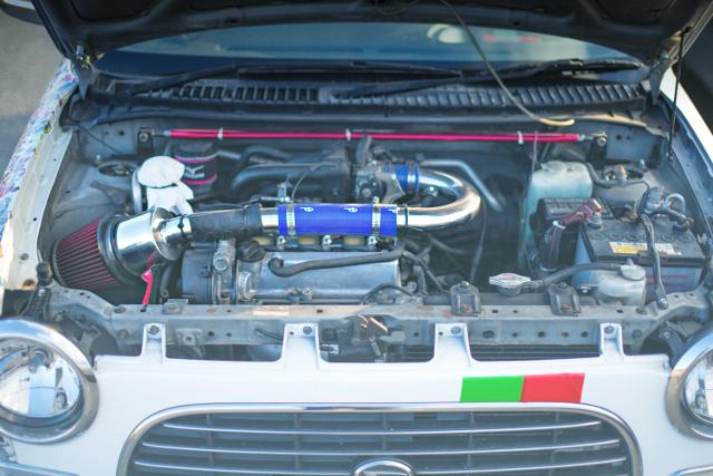 STORIA EJ 1000cc ENGINE SWAP