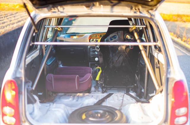 ROLLCAGE L700V MIRA VAN