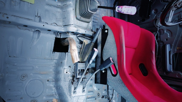 INTERIOR FULL BUCKET SEAT