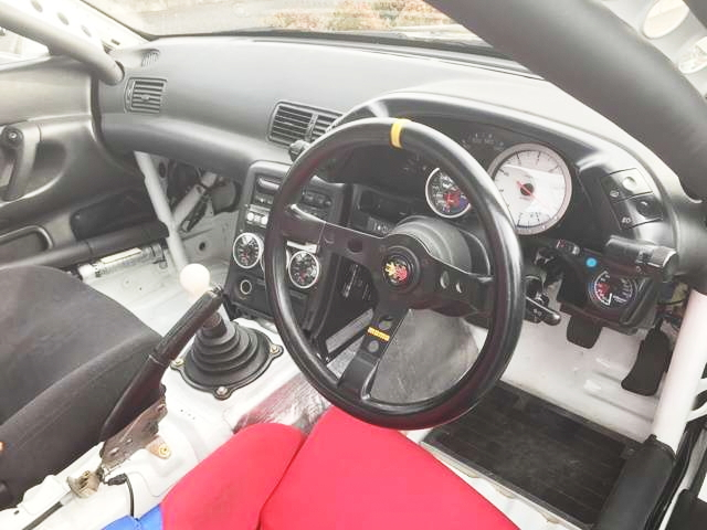 INTERIOR SPEED CLUSTER R32 GT-R