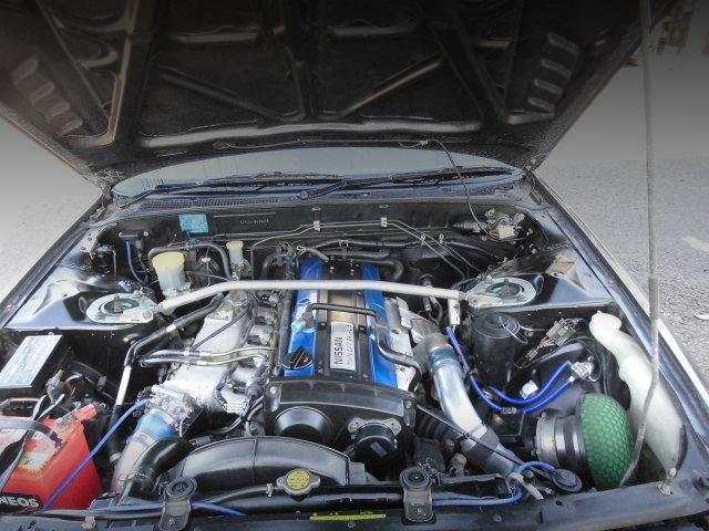 TRUST SURGE NEO-6 RB25DET ENGINE