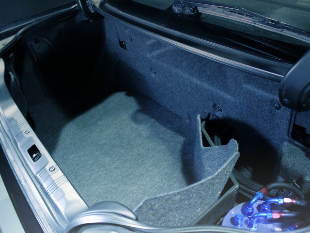 TRUNK ROOM FROM R34 GT-R