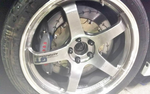 ENDLESS BRAKE KIT R35 NISSAN GT-R