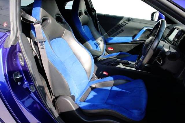 INTERIOR SEATS R35 GT-R