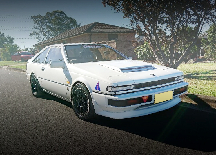 FRONT EXTERIOR S12 SILVIA