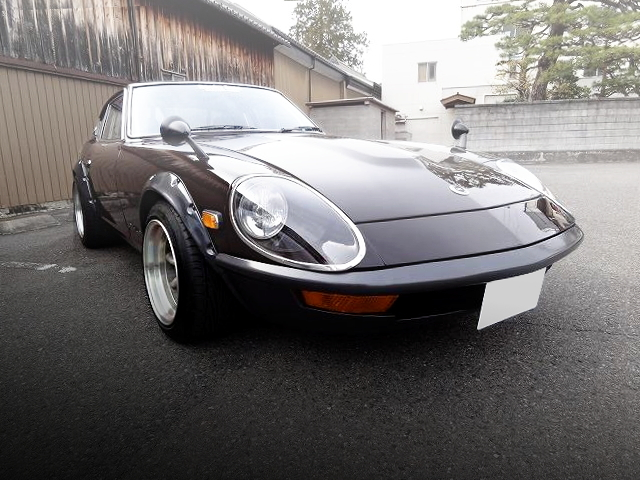FRONT EXTERIOR S30Z G-NORSE